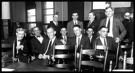 Black Sox In The Courtroom The Grand Jury Criminal Trial And Civil