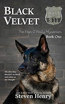 Black Velvet The Erin Oreilly K9 Mysteries Book 1