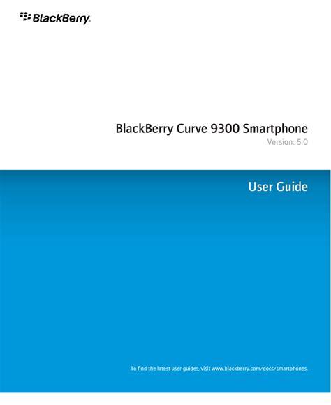 Blackberry 9300 User Manual Pdf (ePUB/PDF) Free