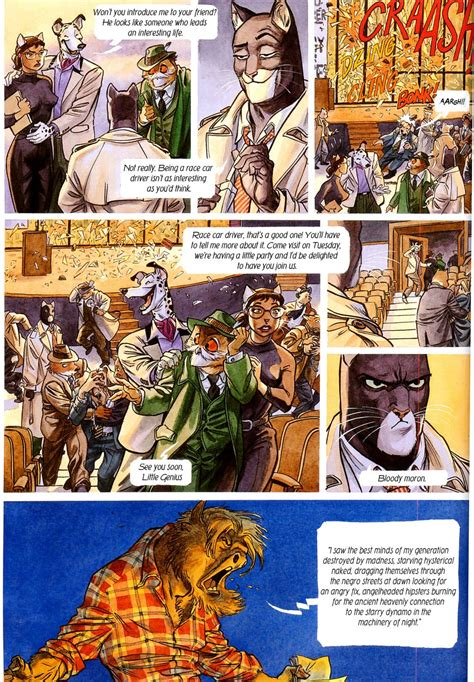 Blacksad Volume 3 Red Soul