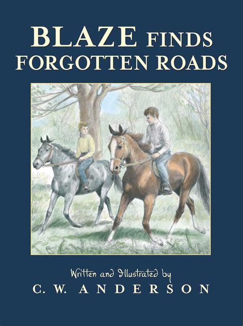 Blaze Finds Forgotten Roads Anderson C W (ePUB/PDF)