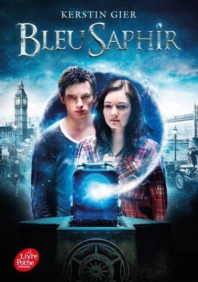 Bleu Saphir Tome 2 Par Kerstin Gier French Rouge Rubis