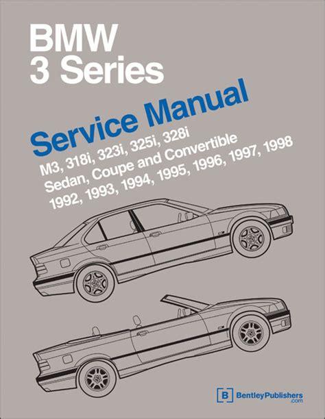 304660b3 Bmw E36 Repair Manual | Pdf/ePub Library