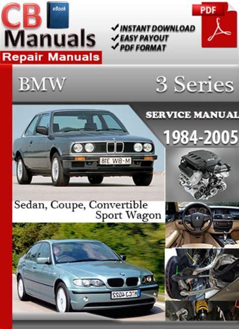 Bmw Factory Manuals (ePUB/PDF) Free
