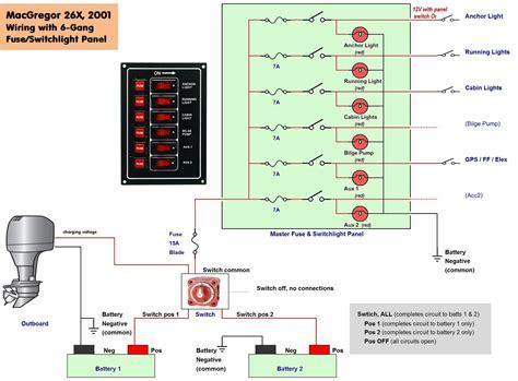 Boat Electrical Wiring Diagram (ePUB/PDF) Free