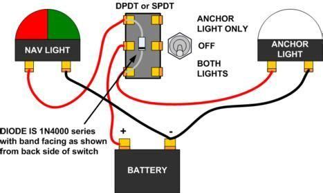 Boat Navigation Light Wiring Diagram (ePUB/PDF) Free