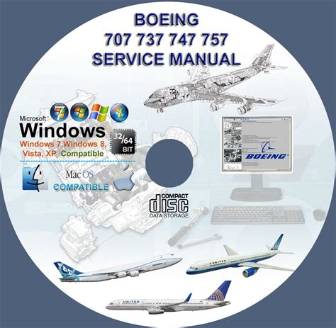 Boeing 747 Repair Manual (ePUB/PDF) Free