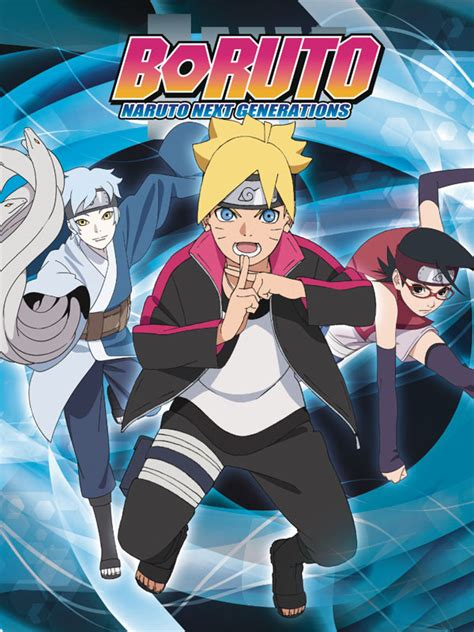 Boruto Naruto Next Generations 5