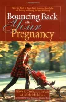 Bouncing Back After Your Pregnancy What You Need To Know About Recovering From Labor And Delivery And Caring For Your New Family Your Pregnancy Series
