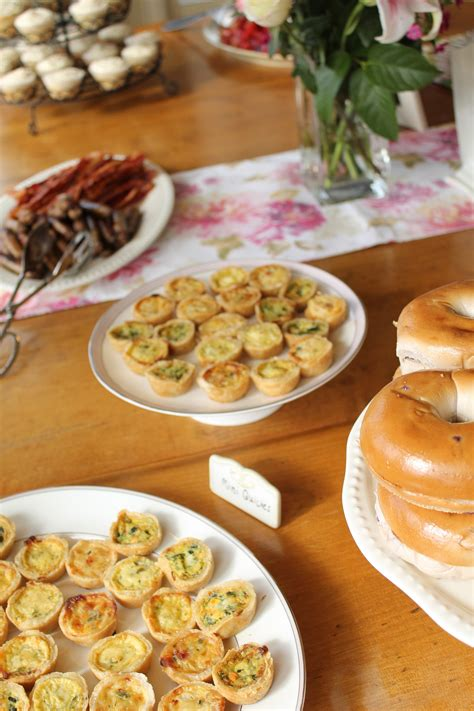 Bridal Shower Brunch Menu Ideas Allrecipes