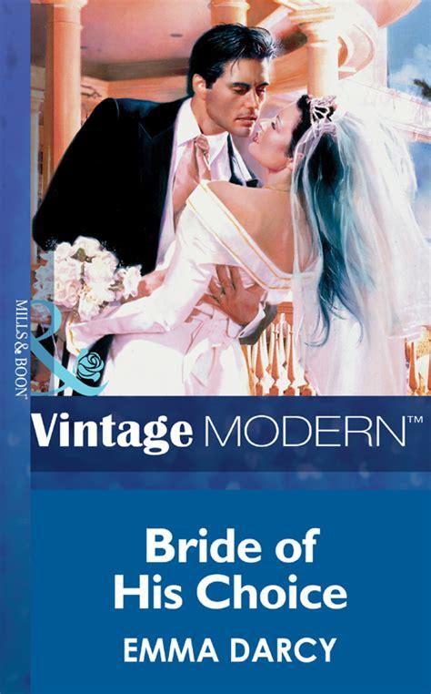 Bride Of His Choice Darcy Emma (ePUB/PDF)
