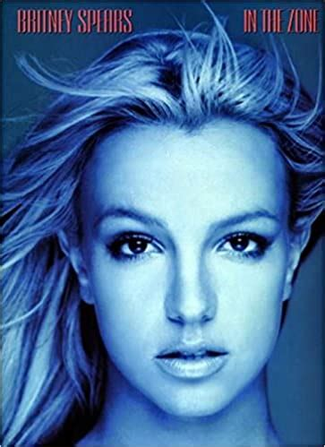 Britney Spears In The Zone Piano Vocal Chords