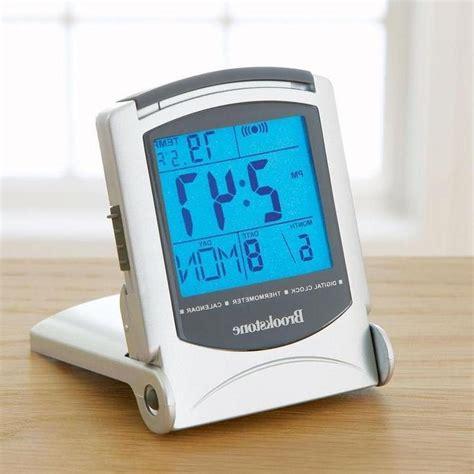 Brookstone Travel Alarm Clock Manual (ePUB/PDF)