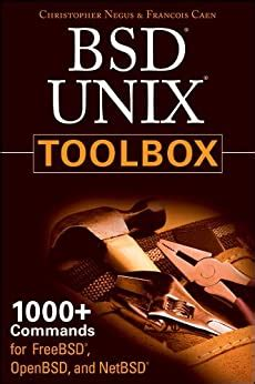 Bsd Unix Toolbox 1000 Commands For Freebsd Openbsd And Netbsd ...