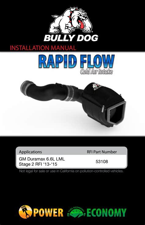 Bully Dog Owners Manual (ePUB/PDF) Free