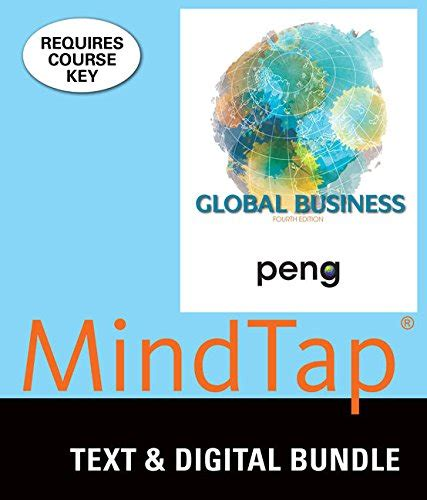 Bundle Global Business LooseLeaf Version 4th MindTap Management 1 Term 6 Months Printed Access Card
