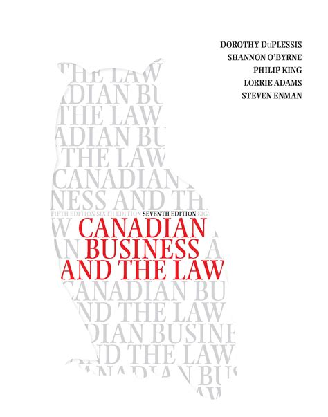 Business Law 7th Seventh Edition