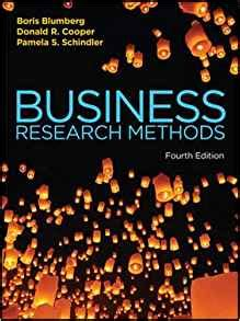 Business Research Methods UK Higher Education Business Statistics