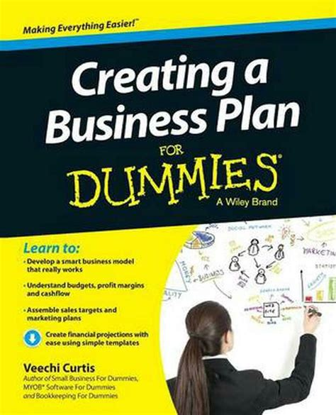 Businessplan Fur Dummies