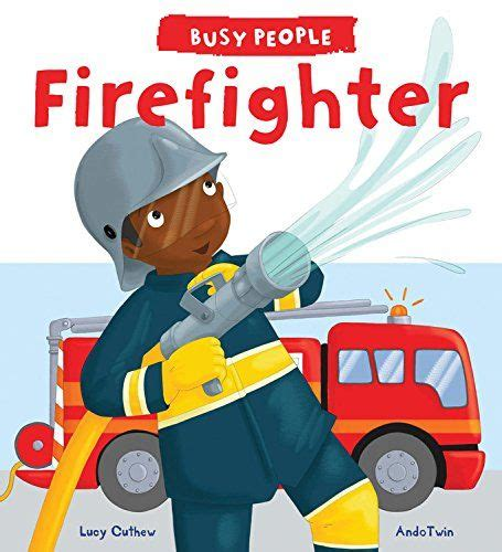 Busy People Firefighter (ePUB/PDF)