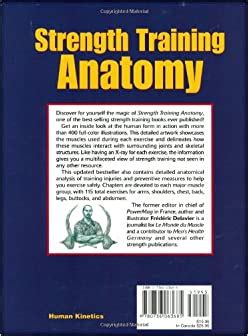 By Frederic Delavier Strength Training Anatomy 2nd Edition 2nd Edition 9 26 05