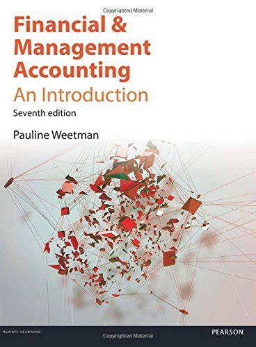 By Pauline Weetman - Pauline Weetman – University Of