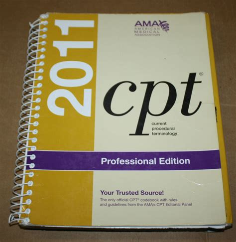 CPT Professional Edition 2011