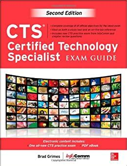 CTS Certified Technology Specialist Exam Guide Second Edition