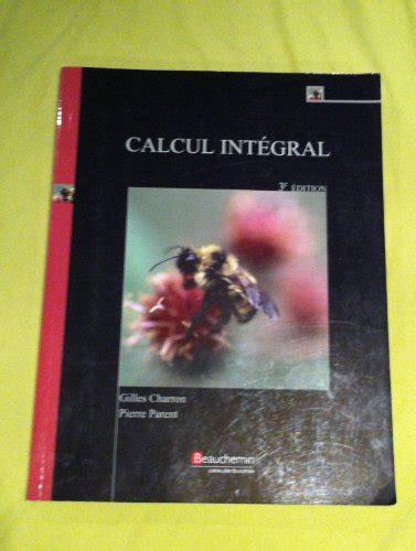 Calcul Integral Manuel 3e Edition (ePUB/PDF)