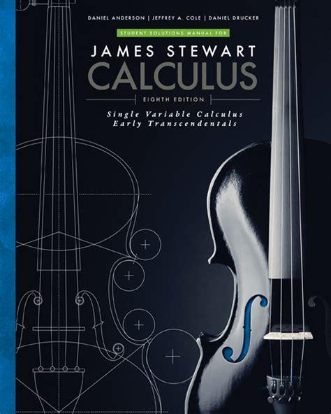 Calculus 7th Edition Stewart Solutions Manual ePUB/PDF