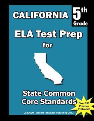 California State Test 5th Grade Language Arts (ePUB/PDF) Free