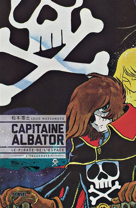 Capitaine Albator Le Pirate De Lespace Integrale