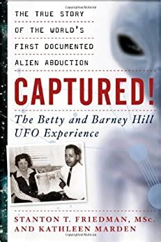 Captured Betty And Barney Hill Ufo Experience
