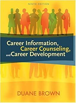 Career Information Career Counseling And Career Development 9th Edition
