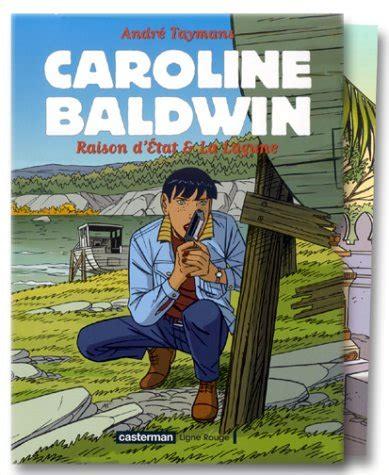 Caroline Baldwin Coffret 2 Volumes Raison Detat Amp La Lagune ...