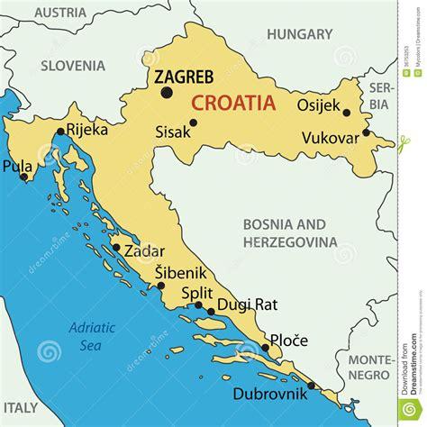 Carte Croatie Mer.Carte National Croatie N Epub Pdf Free