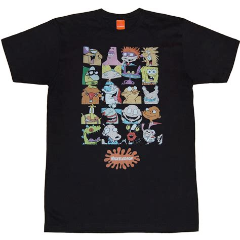 Cartoons T Shirts Tops and Tees Animationshops
