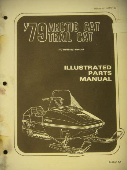 Cat Parts Manual (ePUB/PDF) Free