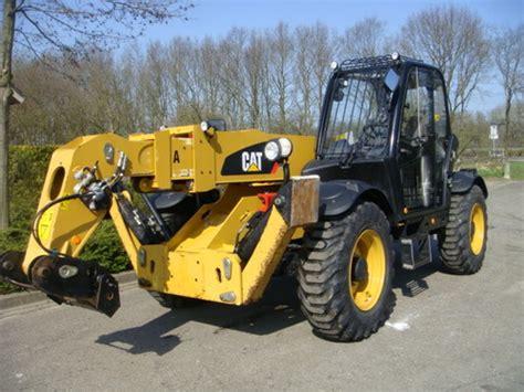 Caterpillar Th414 Th514 Th417 Complete Workshop Service Repair ...