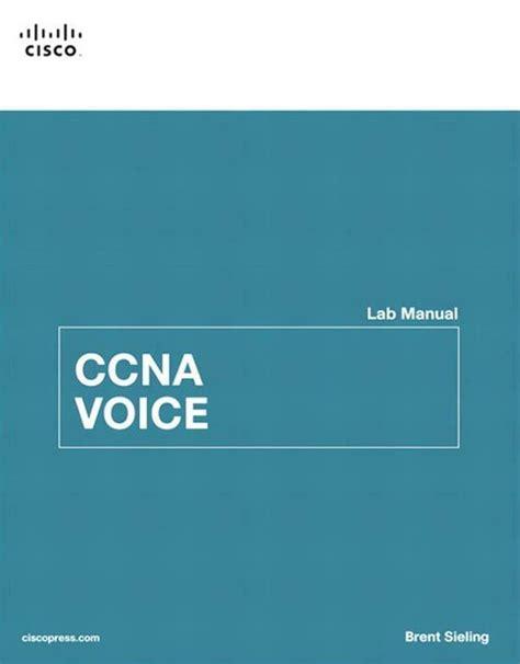 Ccna Voice Lab Manual Brent Sieling (ePUB/PDF)
