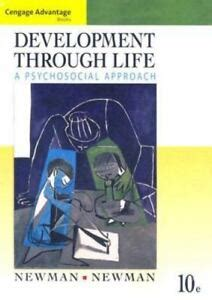 Cengage Advantage Books Development Through Life A Psychosocial Approach