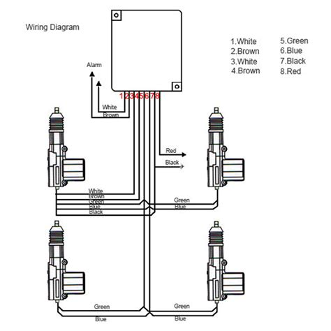 Pleasing Central Door Locking System Wiring Diagram Epub Pdf Wiring 101 Capemaxxcnl