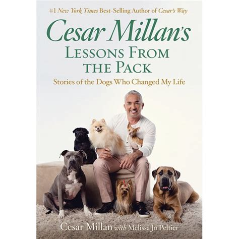 Cesar Millans Lessons From The Pack Stories Of The Dogs Who Changed My Life