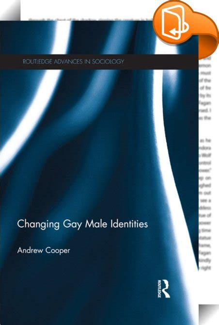 Changing Gay Male Identities Cooper Andrew J (ePUB/PDF)