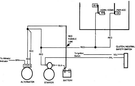 Chevy 454 Starter Alternator Wiring Diagram (ePUB/PDF)