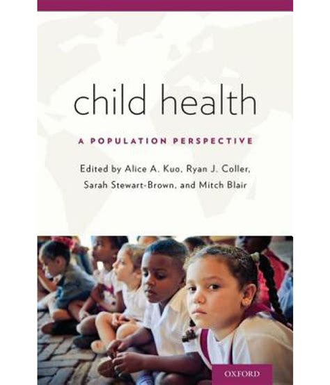 Child Health A Population Perspective