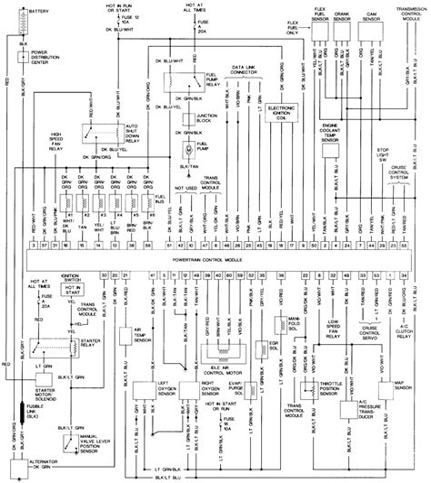 chrysler concorde wiring diagram hvac