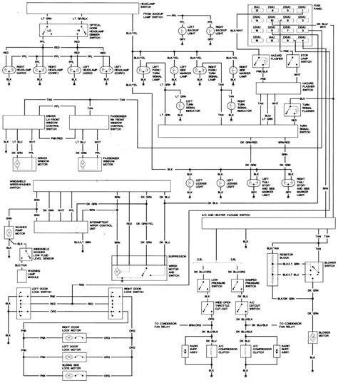 chrysler grand voyager wiring diagrams