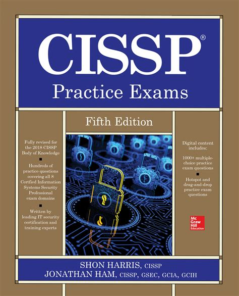 Cissp Practice Exams Fifth Edition