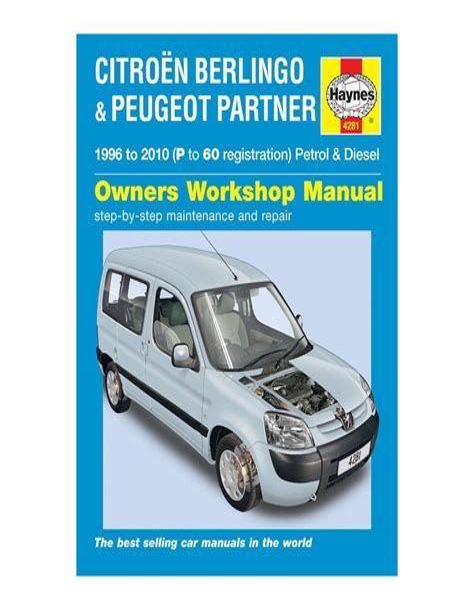 Citroen Aura Workshop Manual (ePUB/PDF)